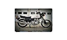 1979 Honda Cbx Bike Motorcycle A4 Photo Poster