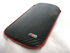 Genuine BMW M-Tec Samsung Galaxy S3 Carbon Fibre Style Sleeve with M Stripes