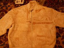SCARFACE-2  Genuine Leather White Jacket