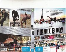 Planet B-Boy-Breakdancing Has Evolved-2007-USA-Movie-DVD