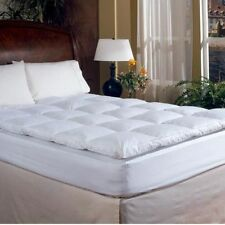 "Feather Bed Mattress Pad Full/Queen 54""X80""X2"""