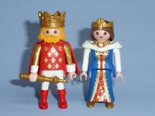 Playmobil King & Queen  Figures for  Castle / Joust / Medieval Palace