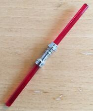 Lego Star Wars Chrome Double Light Sabre ( Darth Maul)