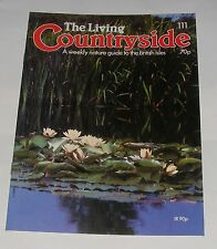 THE LIVING COUNTRYSIDE ISSUE 111 - CATFISHES/UPLAND PLOVERS/CUCKOO BEES