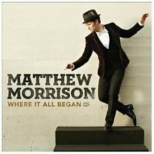 Where It All Began 2013 by Matthew Morrison . EXLIBRARY