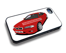 BMW M3 (E46) iPHONE 4/4s & iPHONE 5/5s/5c/6/6s/7 PERSONALISED CLIP ON COVER