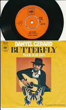 """DANYEL GERARD 45 TOURS 7"""" GERMANY BUTTERFLY+"""