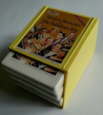 Fabulous Memories of The Fabulous '40s 8 track Collector's Edition