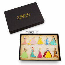 D23 Expo Disney Store Designer Princess Pin Box Set LE