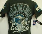 Philadelphia Eagles NFL Short Sleeve T- Shirt Adult Size Small  Free Shipping