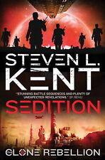 The Clone Rebellion - The Clone Sedition (Book 8) (Clone Rebellion 8),New Condit