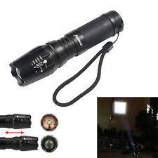 10000LM 5mode 18650/26650/4*AAA Compact Zoomable CREE XML T6 Flashlight Lamp S21