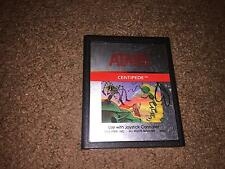 ATARI VIDEO COMPUTER SYSTEM GAME ONLY CENTIPEDE