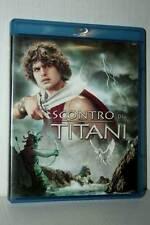 SCONTRO DI TITANI BD BLU-RAY DISC USATO FILM VERSIONE ITALIANA GD1 41933