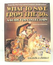 What To Save From The 80's By Charles J. Jordan (1986)
