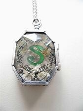 Harry Potter Prop Slytherin Horcrux Locket Necklace - Lord Voldermort gift