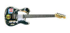 Joe Strummer's Fender Telecaster Guitar Greeting Card, DL size