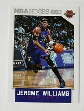 Jerome Williams Toronto All Star Game 2016 Limited number  Basketball HOF