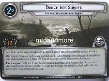 Lord of the Rings LCG - 1x attraverso le paludi #065 - il paese dell'ombra