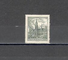 AUSTRIA 950- EDIFICI 1962 -  MAZZETTA  DI 10 - VEDI FOTO