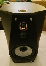Sony SS-HA1 3 Way Hi Res Speaker Audio black, each