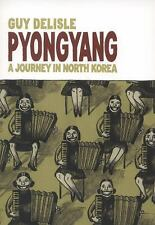 Pyongyang : A Journey in North Korea by Guy Delisle (2007, Paperback)