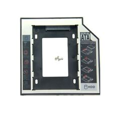 2nd SATA a SATA per Laptop Hard Drive DVD Bay Caddy 12,7 mm ACER / Asus / Toshiba / dell