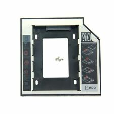 2nd SATA to SATA Laptop Hard Drive DVD Bay Caddy 12.7mm  ACER/ASUS/TOSHIBA/DELL