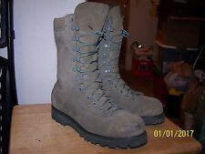 Matterhorn military combat boots mens 9W goretex thinsulate corcoran 9E 8602494