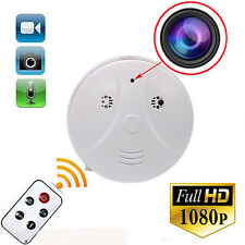 Sale Mini HD DVR Hidden Camera Smoke Detector Motion Detection Video Recorder