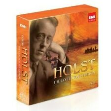 GUSTAV HOLST: COLLECTOR'S EDITION 6 CD NEU