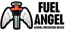 "Dispositif de prévention misfueling-carburant Angel-comme vu sur dragons ""Den"