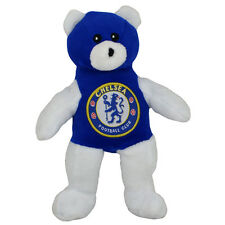 CHELSEA FC CREST SOFT MINI TEDDY BEAR TOY CONTRAST KIDS BABY NEW XMAS GIFT