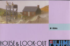 FUJIMI 1/76 House & tour de guet plus pak37 & crew