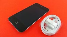 Used Apple iPod Touch 4th Gen. 8GB  MP3 Player Black&Silver  #Xza5a