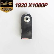 1080P mini white screw model audio camera micro dvr hidden SPY camera dvr cam