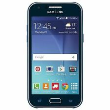Samsung Galaxy J SM-J100 - 8GB - Blue (Verizon) Prepaid• No Contact Smartphone