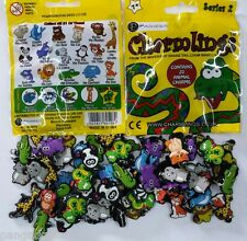 Charmlings Series 2 Rainbow Loom Charms Rubber Bracelets Animal Charms 20 Pack