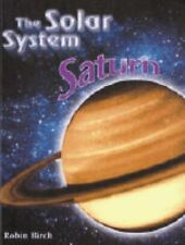 Saturn (Solar System (Chelsea House))-ExLibrary