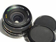 SEARS 28 mm f 2.8  wide angle lens for OLYMPUS OM mount camera