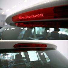 Auxiliary Brake Light Stop Plate Mask Moulding For 2009-2015 Volkswagen Tiguan