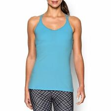 Under Armour Sport T-Back Tank Top Fitness Exercise Apparel Womens Size XS