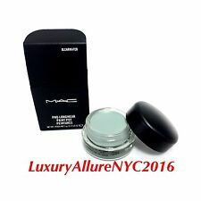 MAC Pro Longwear Paint Pot Eye Shadow CLEARWATER Sea foam NIB 100% Authentic