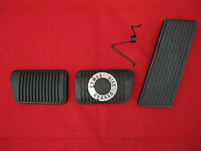 FORD ACCELERATOR PEDAL CLUTCH AND BRAKE PEDAL PAD KIT SUIT XR XT XW XY XA GT GS