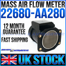 AIR MASS METER 22680-AA280 SUBARU IMPREZA Saloon (GC) 2.0L TURBO GT 03.94-12.00