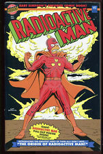 RADIOACTIVE MAN #1 NEAR MINT GLOW IN THE DARK COVER (1st SERIES 1995 BONGO)