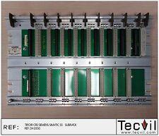 Simatic S5 , 6ES5 700-2LA12 , 6ES5700-2LA12, SUBRACK CR2, SIEMENS SPS PLC
