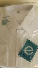 Onorevoli White economia Camicia 17 1/2 maniche lunghe