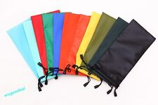 11 PCS Reading Sunglasses Mp3 Bag Pouch Soft Cloth Cleaning Optical Glasses Case