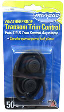 Marpac Surface Mount Transom Trim Tilt Control Switch - 7-1165
